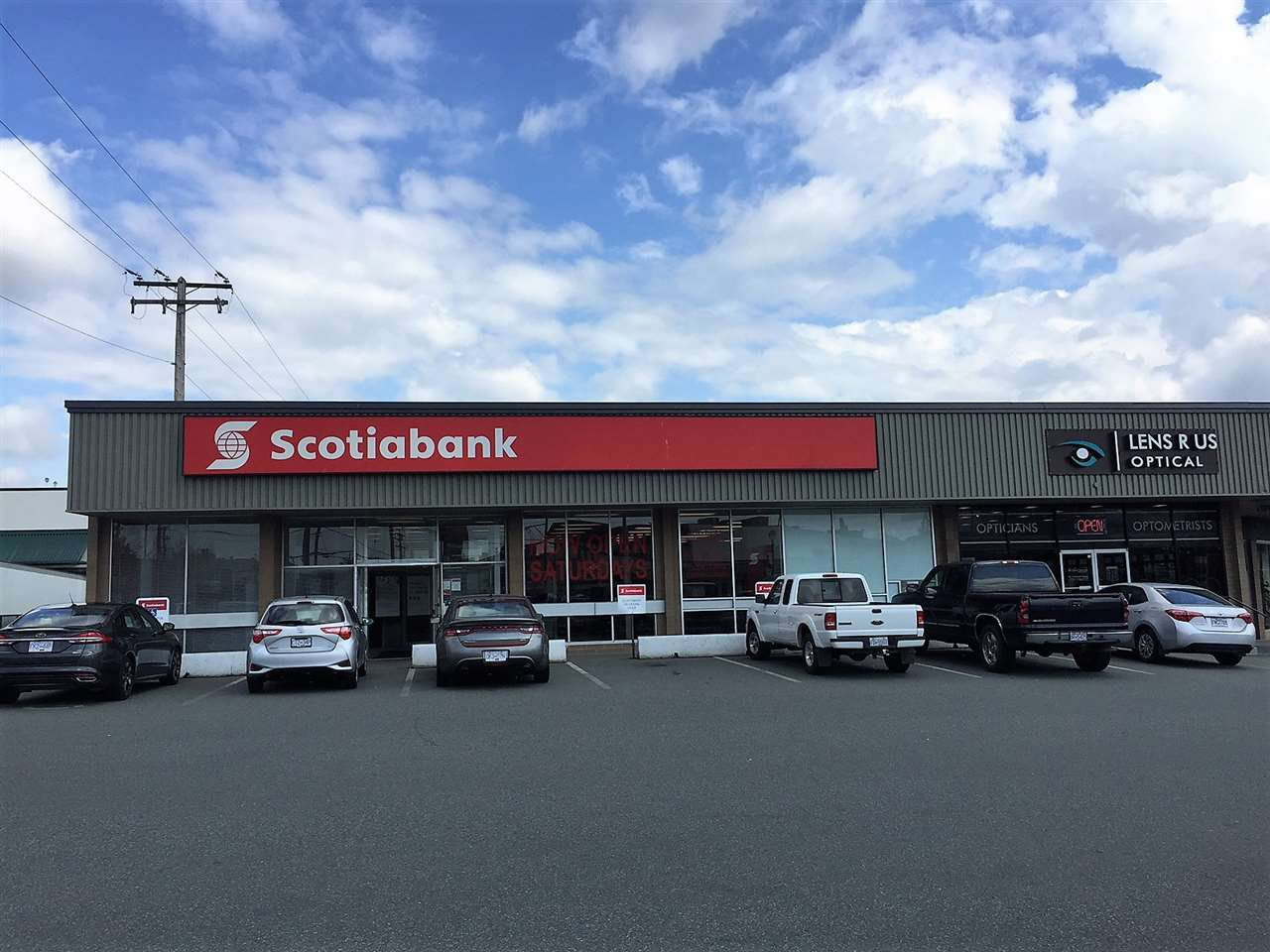 Main Photo: 1 20555 56 Avenue in Langley: Langley City Retail for lease : MLS®# C8022944