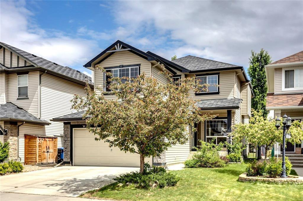 Main Photo: 78 Cranwell Manor SE in Calgary: Cranston Detached for sale : MLS®# C4229298