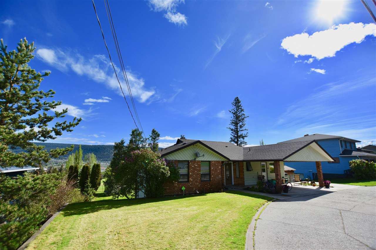 Main Photo: 42 FAIRVIEW Drive in Williams Lake: Williams Lake - City House for sale (Williams Lake (Zone 27))  : MLS®# R2361328