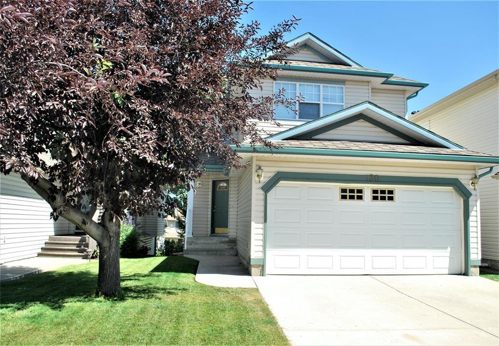 Main Photo: 130 BRIDLEWOOD Way SW in Calgary: Bridlewood Detached for sale : MLS®# A1019777