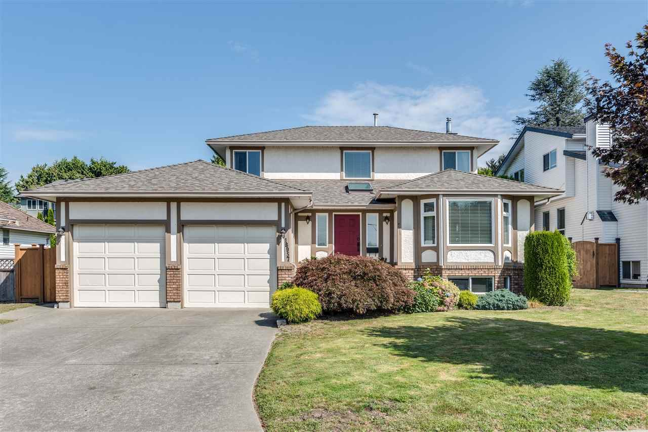 Main Photo: 18957 118B Avenue in Pitt Meadows: Central Meadows House for sale : MLS®# R2487102