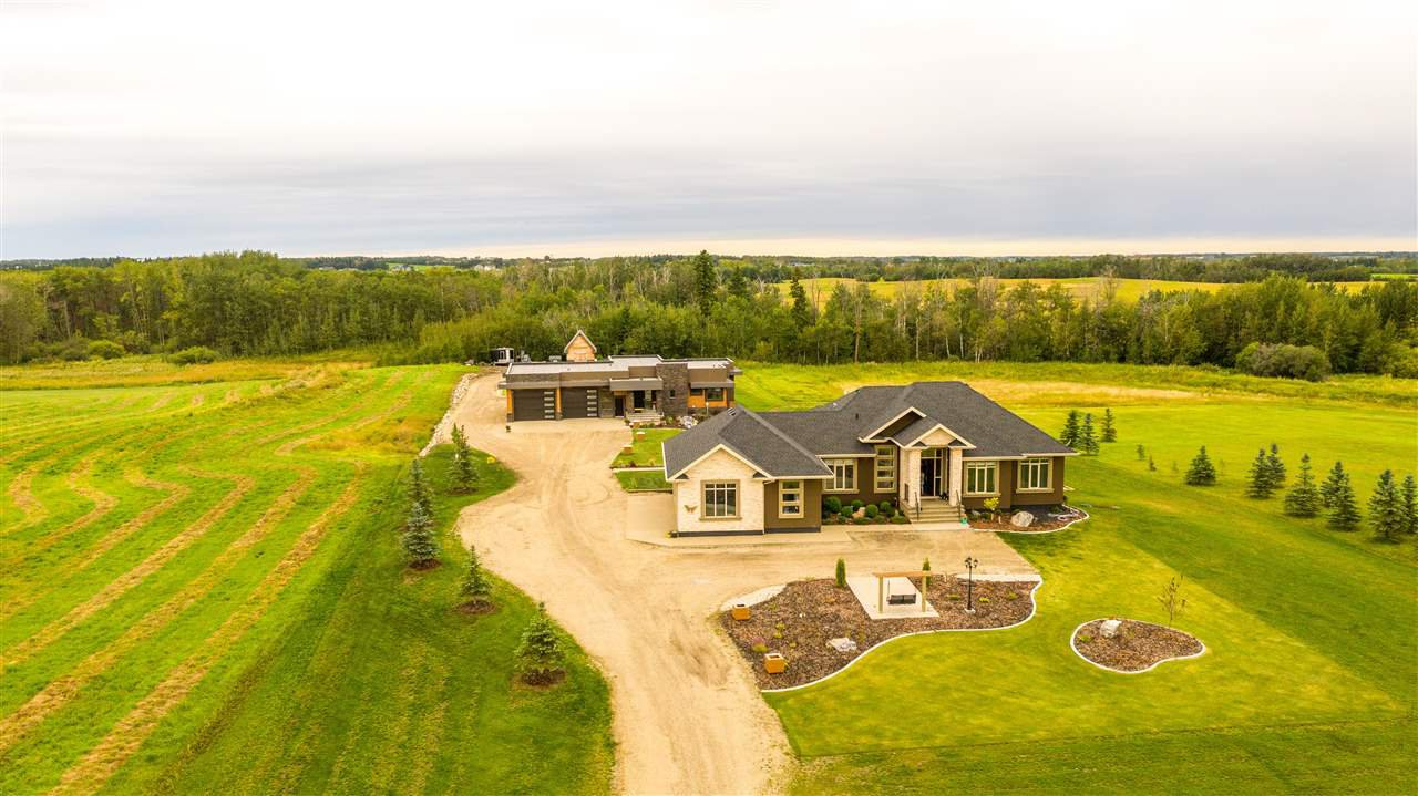 Main Photo: 290 50054 Range Road 232: Rural Leduc County House for sale : MLS®# E4212584