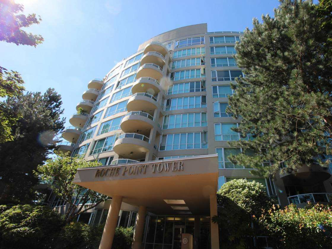 Main Photo: 105 995 ROCHE POINT DRIVE in North Vancouver: Roche Point Condo for sale : MLS®# R2495150