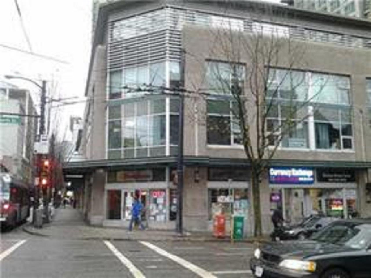 Main Photo: 229 515 W PENDER STREET in Vancouver: Downtown VW Office for lease (Vancouver West)  : MLS®# C8035310