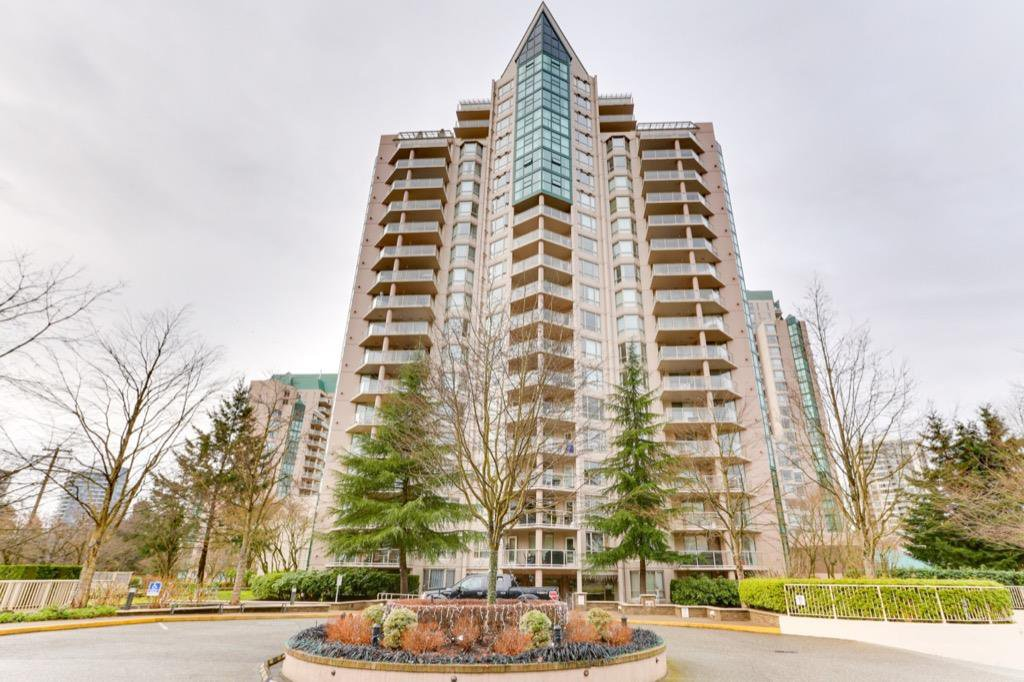 "Main Photo: 705 1196 PIPELINE Road in Coquitlam: North Coquitlam Condo for sale in ""THE HUDSON"" : MLS®# R2526596"