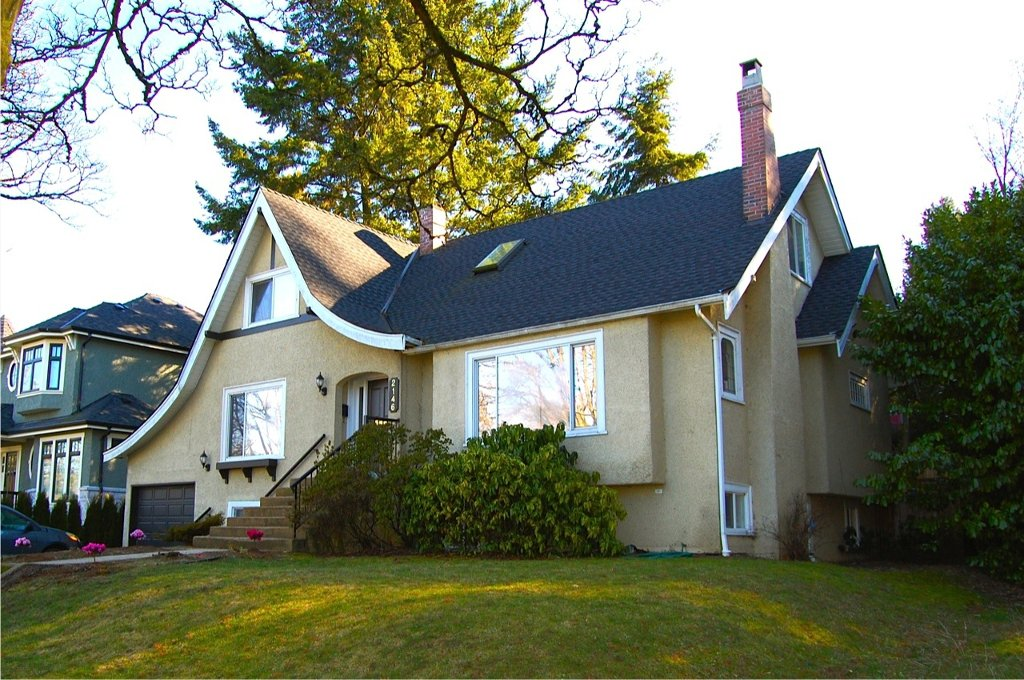 Main Photo: 2146 W 33RD Avenue in Vancouver: Quilchena House for sale (Vancouver West)  : MLS®# V872058