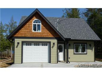 Main Photo: 4 7869 Chubb Road in SOOKE: Sk Kemp Lake Single Family Detached for sale (Sooke)  : MLS®# 291956