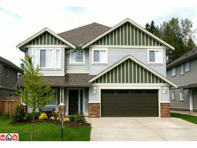 Main Photo: 8577 THORPE Street in Mission: Mission BC House for sale : MLS®# F1112811