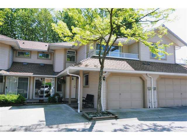 Main Photo: 13 2561 RUNNEL Drive in Coquitlam: Eagle Ridge CQ Condo for sale : MLS®# V892783