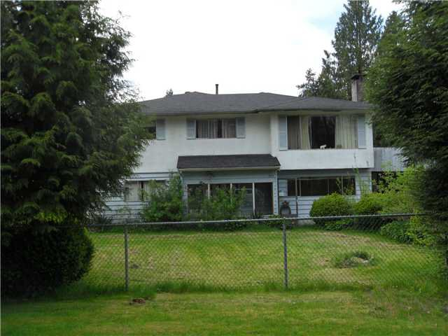 Main Photo: 3771 CEDAR Drive in Port Coquitlam: Lincoln Park PQ House for sale : MLS®# V926358