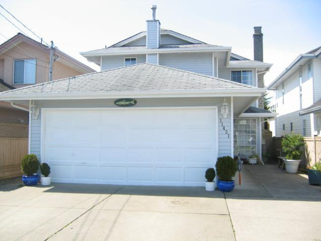 Main Photo: 11431 4TH Ave in Richmond: Steveston Villlage Home for sale ()  : MLS®# V643311