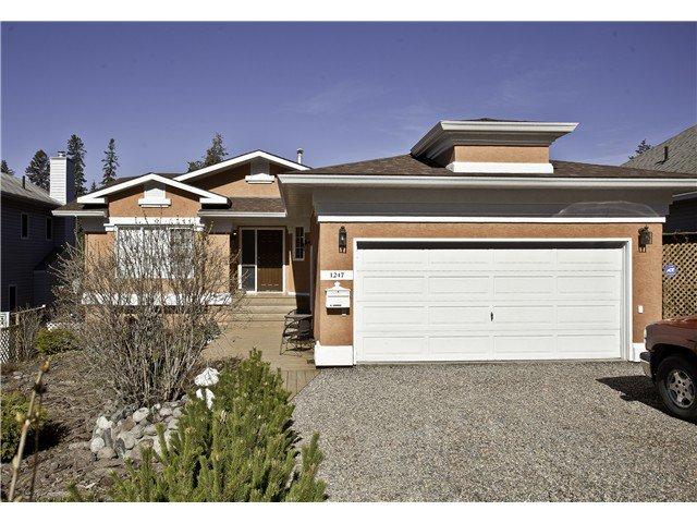 Main Photo: 1247 MIDNIGHT Drive in Williams Lake: Williams Lake - City House for sale (Williams Lake (Zone 27))  : MLS®# N235233