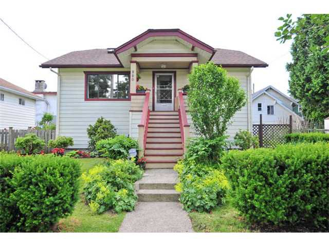 Main Photo: 980 E 24TH Avenue in Vancouver: Fraser VE House for sale (Vancouver East)  : MLS®# V1071131