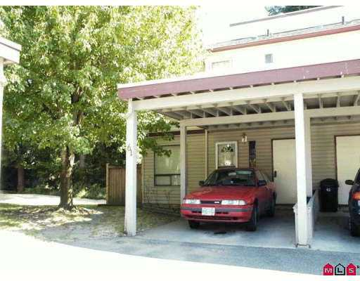 """Main Photo: 61 32310 MOUAT DR in Abbotsford: Abbotsford West Townhouse for sale in """"MOUAT GARDENS"""" : MLS®# F2618352"""