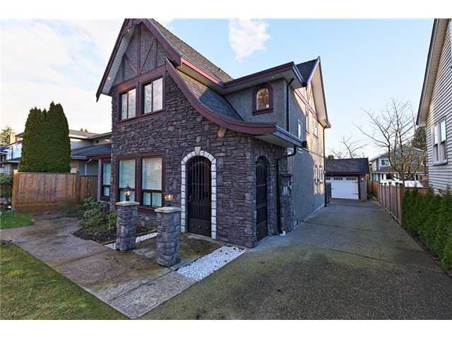 Main Photo: 2126 LONDON Street in New Westminster: Connaught Heights House for sale : MLS®# V1096701