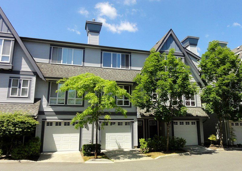 "Main Photo: 13 16388 85TH Avenue in Surrey: Fleetwood Tynehead Townhouse for sale in ""Camelot"" : MLS®# F1444386"