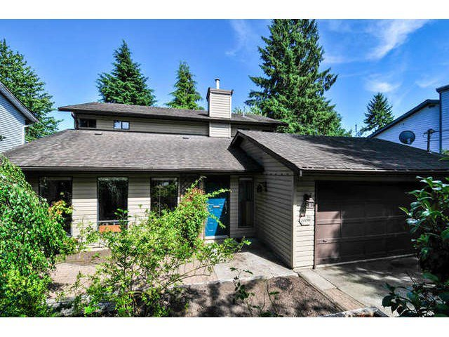 """Main Photo: 10190 158TH Street in Surrey: Guildford House for sale in """"SOMERSET"""" (North Surrey)  : MLS®# F1447532"""