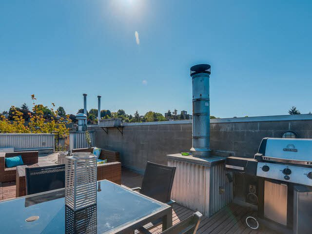 Photo 19: Photos: 1 1334 ODLUM Drive in Vancouver: Grandview VE Townhouse for sale (Vancouver East)  : MLS®# V1139879