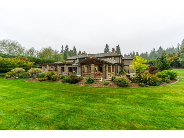 Main Photo: 2514 EAST Road: Anmore House for sale (Port Moody)  : MLS®# R2009355