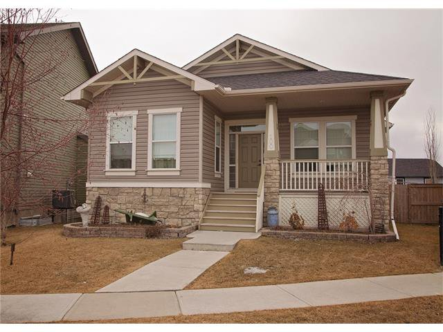 Main Photo: 100 PRESTWICK Manor SE in Calgary: McKenzie Towne House for sale : MLS®# C4043883