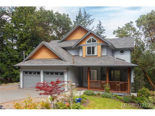 Main Photo: 1326A Ravensview Drive in VICTORIA: La Humpback Single Family Detached for sale (Langford)  : MLS®# 377699