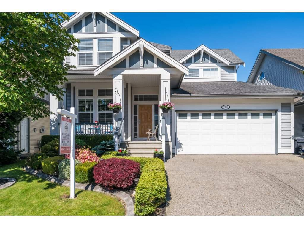 """Main Photo: 7321 200B Street in Langley: Willoughby Heights House for sale in """"Willoughby Heights"""" : MLS®# R2171247"""