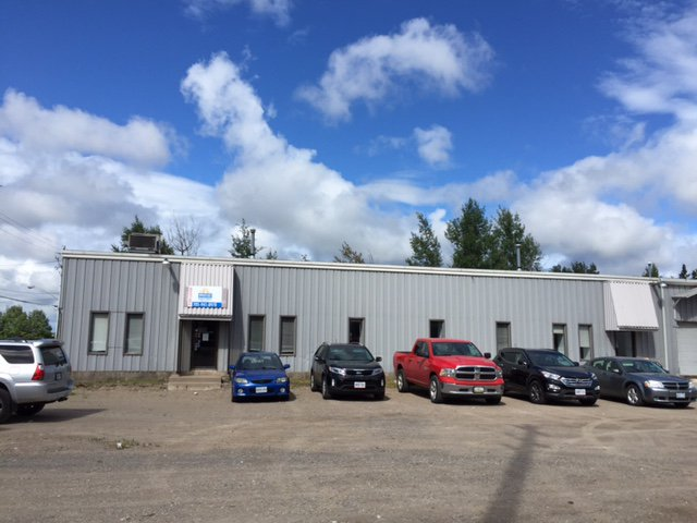 Main Photo: 142 Industrial Court A in Sault Ste. Marie: Office for lease (City's Industrial Park)