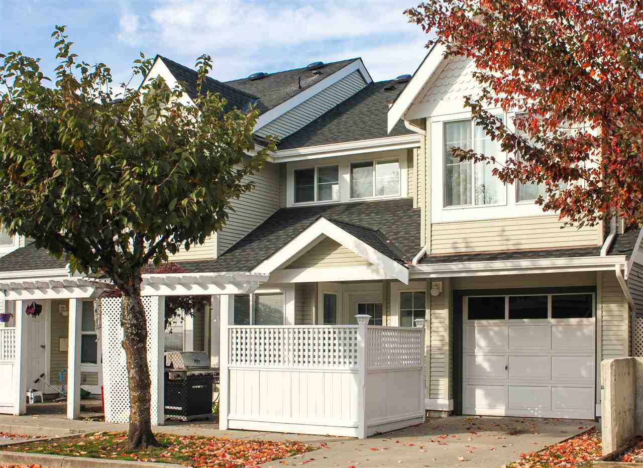 "Main Photo: 48 23560 119TH Avenue in Maple Ridge: Cottonwood MR Townhouse for sale in ""Hollyhock"" : MLS®# R2218218"