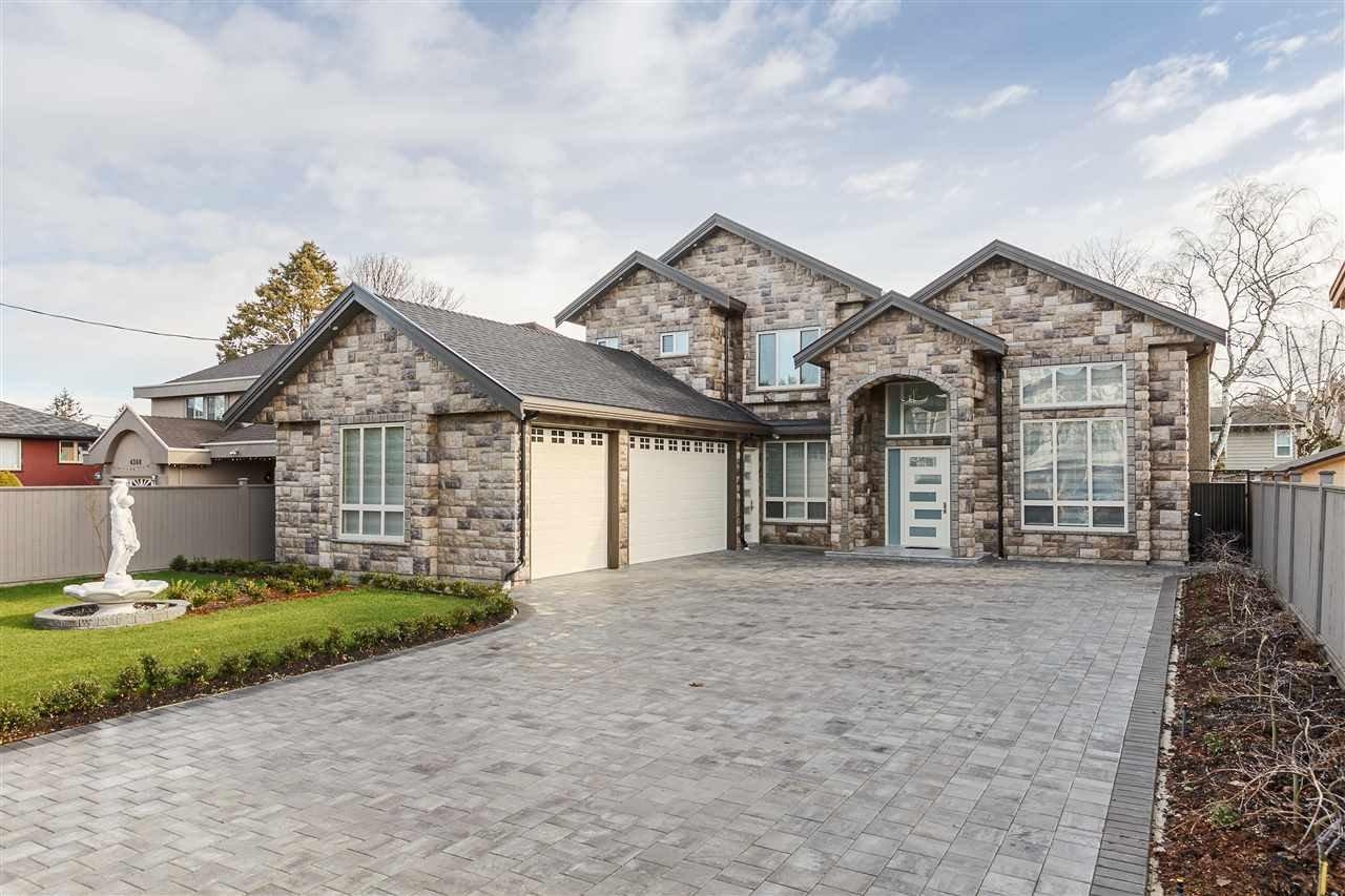 Main Photo: 6380 NO 1 Road in Richmond: Riverdale RI House for sale : MLS®# R2237819