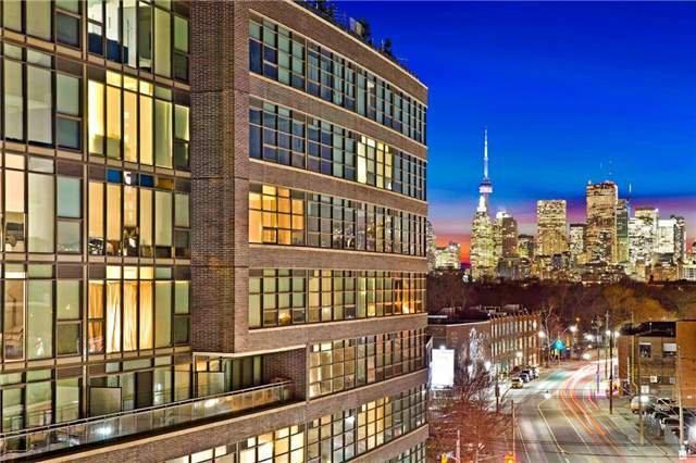 Main Photo: 609 1238 E Dundas Street in Toronto: South Riverdale Condo for sale (Toronto E01)  : MLS®# E4061217