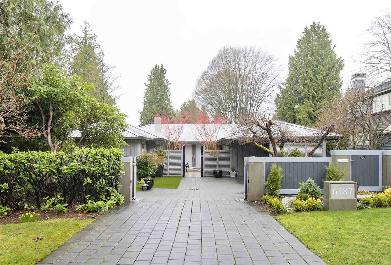 "Main Photo: 6187 MACKENZIE Street in Vancouver: Kerrisdale House for sale in ""Kerrisdale"" (Vancouver West)  : MLS®# R2251234"