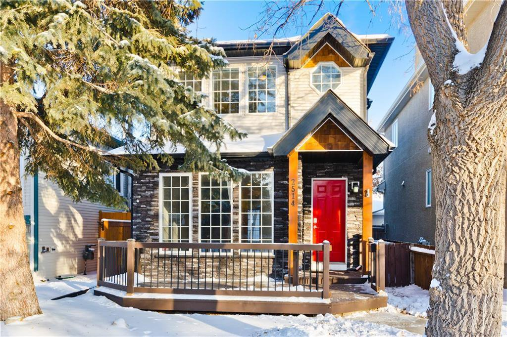 Main Photo: 2514 17A Street NW in Calgary: Capitol Hill Detached for sale : MLS®# C4226329