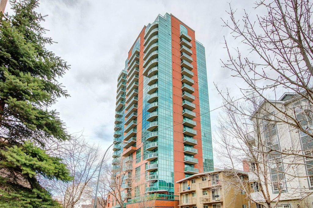 Main Photo: 1206 836 15 Avenue SW in Calgary: Beltline Condo for sale : MLS®# C4241150