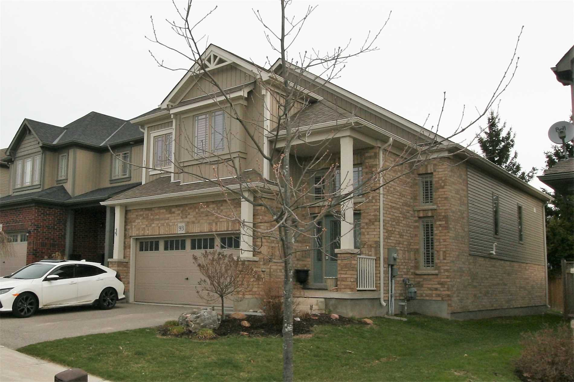 Main Photo: 93 Wardlaw Avenue: Orangeville House (Bungaloft) for sale : MLS®# W4431242