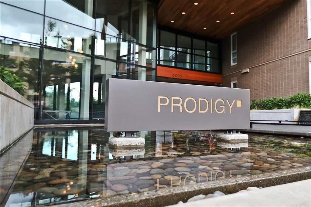 """Main Photo: 601 6033 GRAY Avenue in Vancouver: University VW Condo for sale in """"PRODIGY"""" (Vancouver West)  : MLS®# R2380758"""