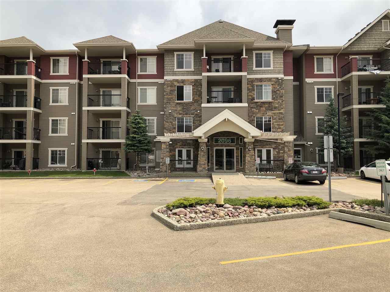 Main Photo: 136 2096 BLACKMUD CREEK Drive in Edmonton: Zone 55 Condo for sale : MLS®# E4163130