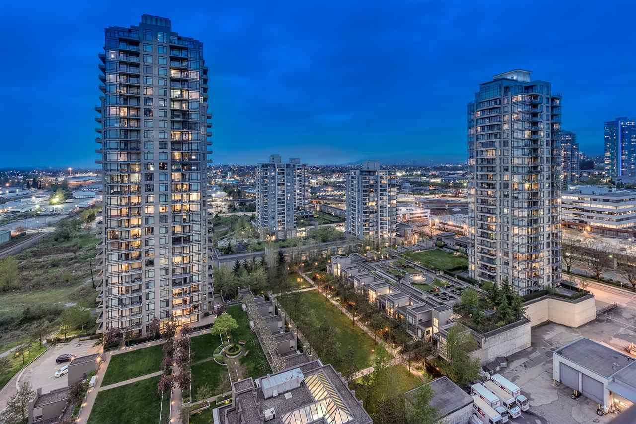"Main Photo: 1904 2355 MADISON Avenue in Burnaby: Brentwood Park Condo for sale in ""ONE MADISON AVE"" (Burnaby North)  : MLS®# R2397840"