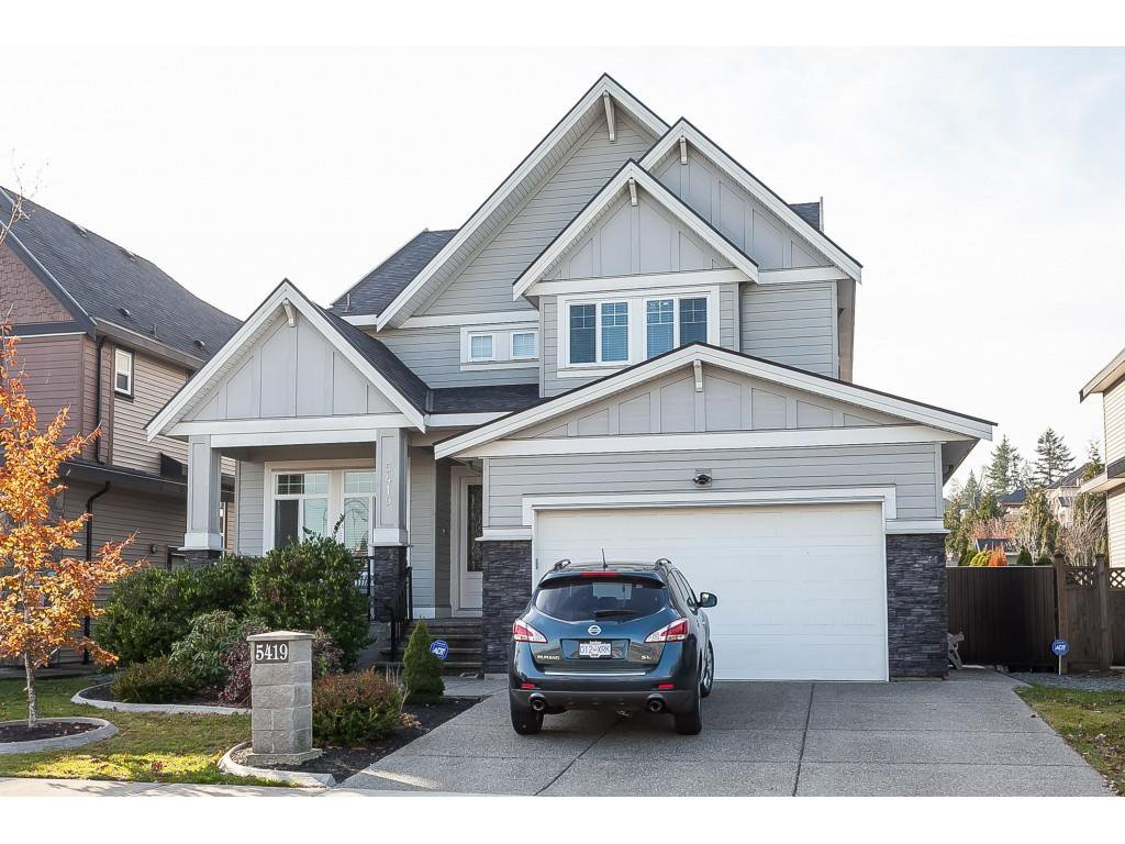 Main Photo: 5419 189A Street in Surrey: Cloverdale BC House for sale (Cloverdale)  : MLS®# R2420375