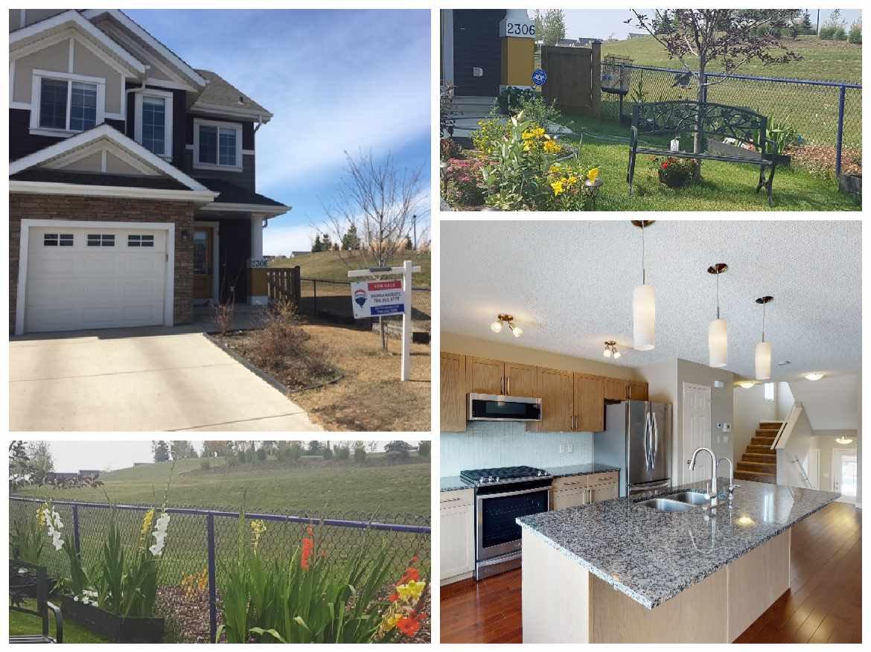 Main Photo: 2306 67A Street in Edmonton: Zone 53 House Half Duplex for sale : MLS®# E4194145