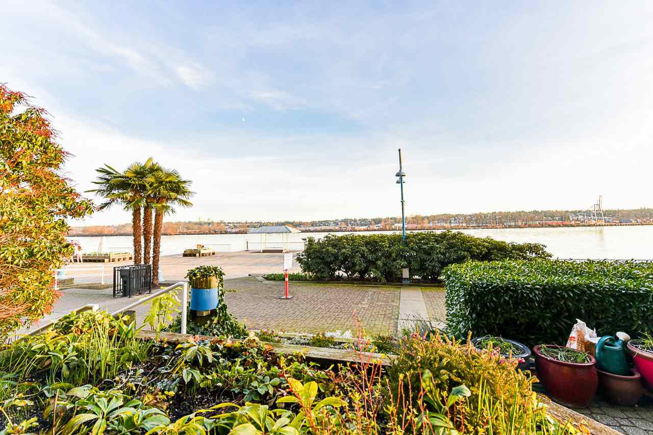 "Main Photo: 101 3 K DE K Court in New Westminster: Quay Condo for sale in ""Quayside Terrace"" : MLS®# R2524388"