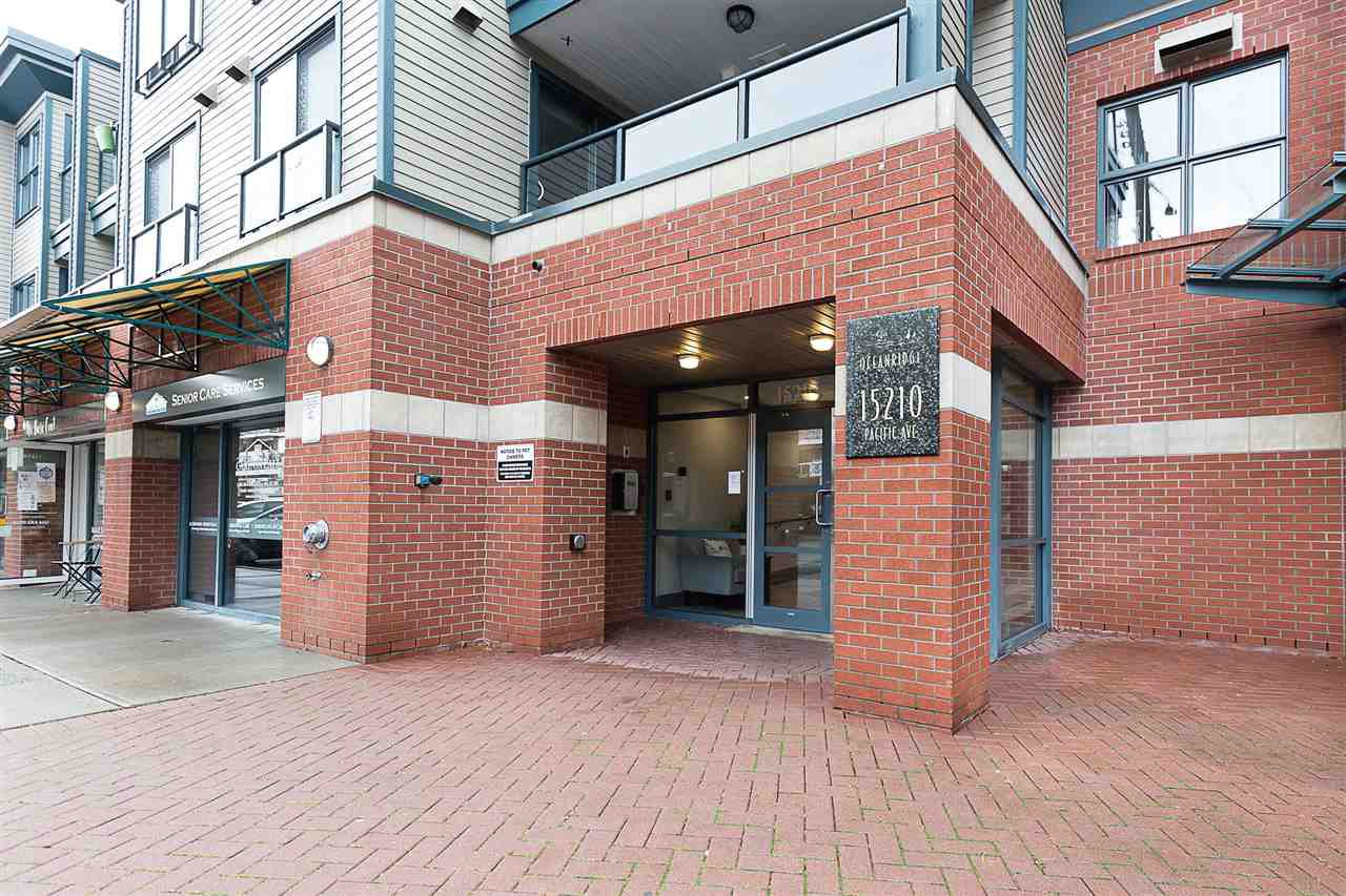 Main Photo: 402 - 15210 Pacific Ave in South Surrey: White Rock Condo for sale (South Surrey White Rock)  : MLS®# R2517267