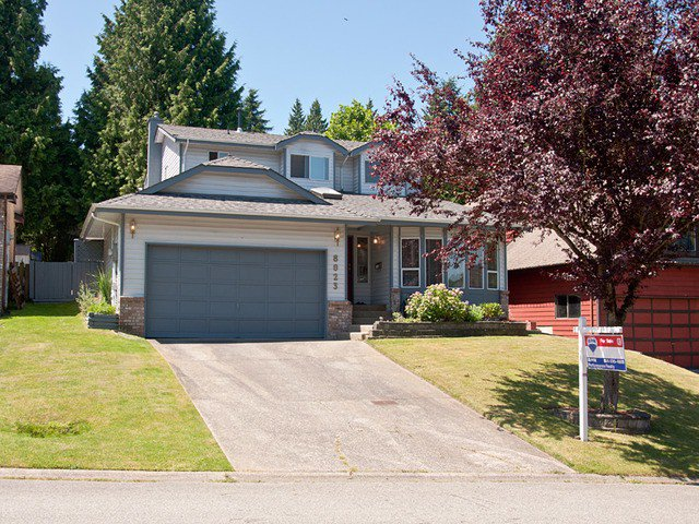Main Photo: 8023 138TH Street in Surrey: East Newton House for sale : MLS®# F1402910