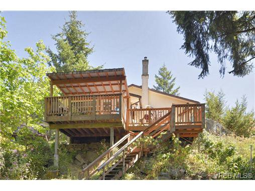 Main Photo: 905 Gade Rd in VICTORIA: La Florence Lake House for sale (Langford)  : MLS®# 685302