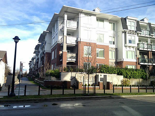 Main Photo: 136 9399 ODLIN Road in Richmond: West Cambie Condo for sale : MLS®# V1099656