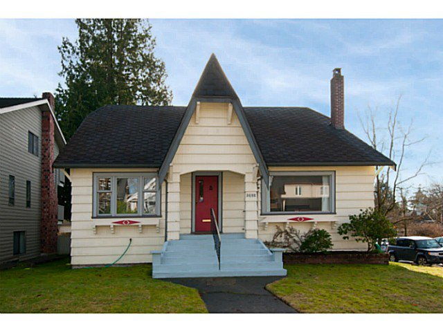 "Main Photo: 3692 W 27TH Avenue in Vancouver: Dunbar House for sale in ""West of Dunbar"" (Vancouver West)  : MLS®# V1102163"