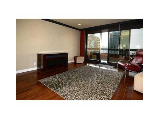 """Photo 5: Photos: 1208 1177 HORNBY Street in Vancouver: Downtown VW Condo for sale in """"LONDON PLACE"""" (Vancouver West)  : MLS®# V1107050"""