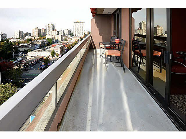 """Photo 16: Photos: 1208 1177 HORNBY Street in Vancouver: Downtown VW Condo for sale in """"LONDON PLACE"""" (Vancouver West)  : MLS®# V1107050"""