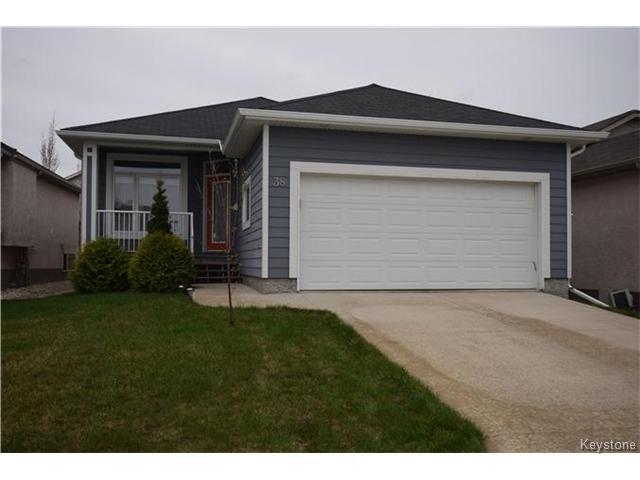 Main Photo: 38 Ravensden Drive in WINNIPEG: St Vital Residential for sale (South East Winnipeg)  : MLS®# 1512886