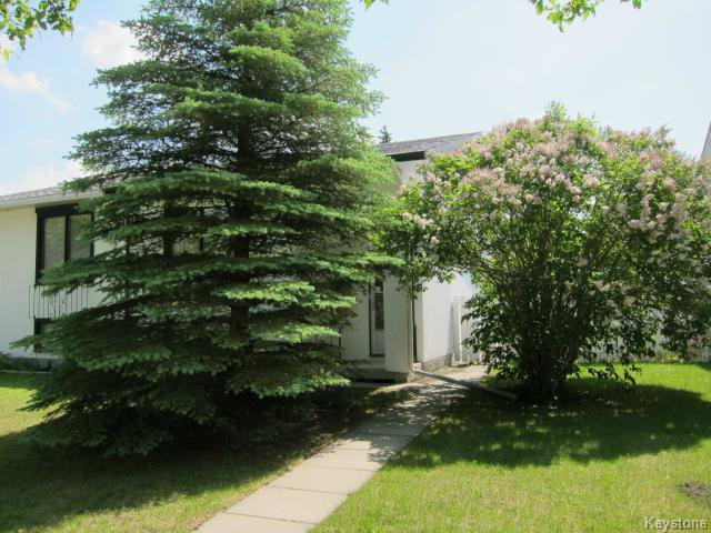 Main Photo: 354 McMeans Avenue East in WINNIPEG: Transcona Residential for sale (North East Winnipeg)  : MLS®# 1516345