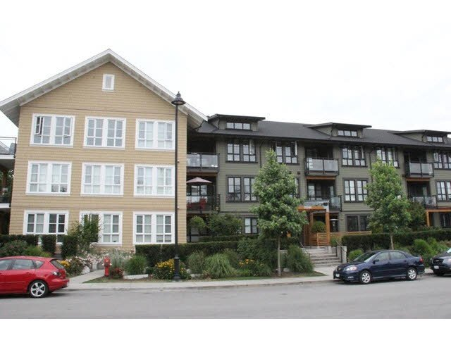 """Main Photo: 105 23285 BILLY BROWN Road in Langley: Fort Langley Condo for sale in """"Village at Bedford Landing"""" : MLS®# F1444612"""